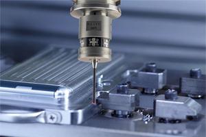 机床测头让CNC机床定位精度检测更加事半功倍